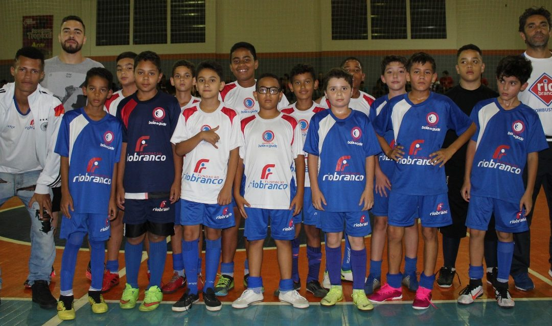 Final da Copa Futsal Band Triângulo
