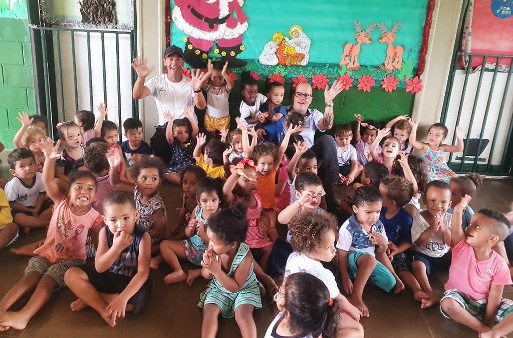 Projeto Sorriso de Criança em Araxá