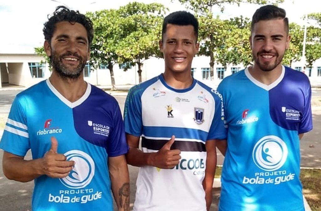 Aluno da Fundação é contratado pelo E.C. Bahia